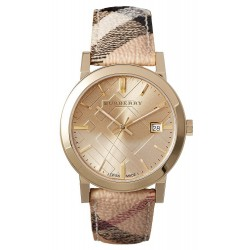 Acquistare Orologio Burberry Unisex The City Nova Check BU9026