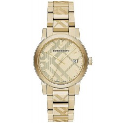 Acquistare Orologio Burberry Donna The City BU9038