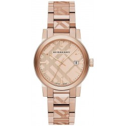 Acquistare Orologio Burberry Donna The City BU9039