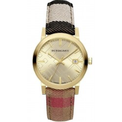 Acquistare Orologio Burberry Donna The City BU9041