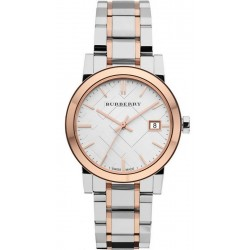 Acquistare Orologio Burberry Donna The City BU9105