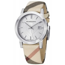 Orologio Burberry Donna The City Nova Check BU9113