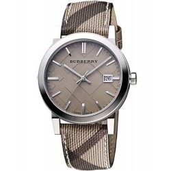 Acquistare Orologio Burberry Donna The City Nova Check BU9118