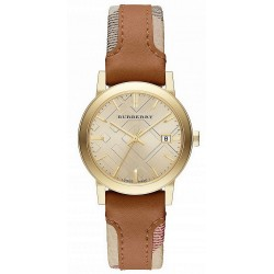 Acquistare Orologio Burberry Donna The City Haymarket BU9133