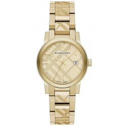 Acquistare Orologio Burberry Donna The City BU9145