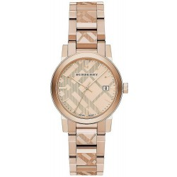 Acquistare Orologio Burberry Donna The City BU9146
