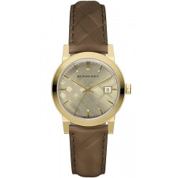 Acquistare Orologio Burberry Donna The City BU9153