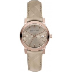 Acquistare Orologio Burberry Donna The City BU9154