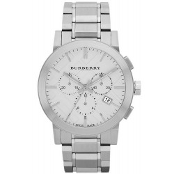 Orologio Burberry Uomo The City BU9350 Cronografo