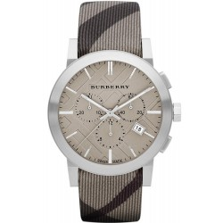 Acquistare Orologio Burberry Uomo The City Nova Check BU9358 Cronografo