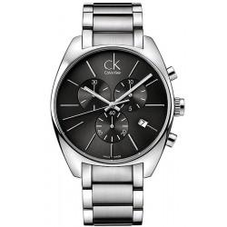 Acquistare Orologio Calvin Klein Uomo Exchange K2F27161 Cronografo