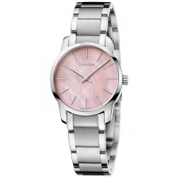 Acquistare Orologio Calvin Klein Donna City K2G2314E Madreperla