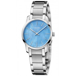 Acquistare Orologio Calvin Klein Donna City K2G2314X Madreperla