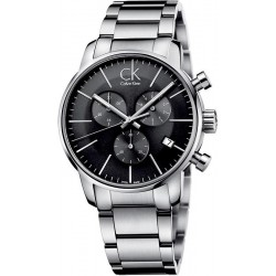 Acquistare Orologio Calvin Klein Uomo City K2G27143 Cronografo