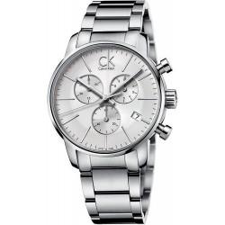 Acquistare Orologio Calvin Klein Uomo City K2G27146 Cronografo
