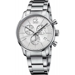 Orologio Calvin Klein Uomo City K2G27146 Cronografo