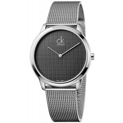 Acquistare Orologio Calvin Klein Uomo Minimal K3M2112X