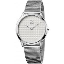 Acquistare Orologio Calvin Klein Uomo Minimal K3M2112Y