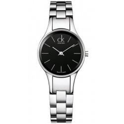 Acquistare Orologio Calvin Klein Donna Semplicity K4323130