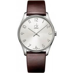 Orologio Calvin Klein Uomo New Classic K4D211G6