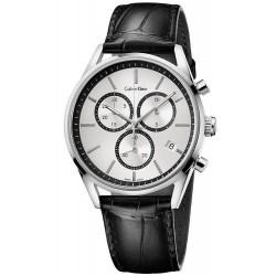 Acquistare Orologio Calvin Klein Uomo Formality K4M271C6 Cronografo