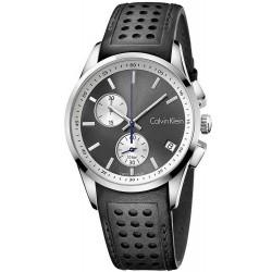 Acquistare Orologio Calvin Klein Uomo Bold K5A371C3 Cronografo