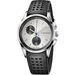 Acquistare Orologio Calvin Klein Uomo Bold K5A371C6 Cronografo
