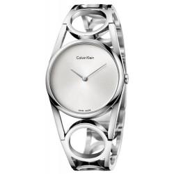 Orologio Calvin Klein Donna Round K5U2M146