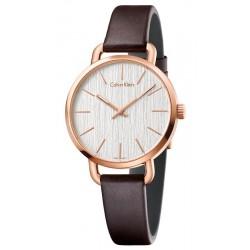 Orologio Calvin Klein Donna Even K7B236G6