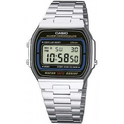 Acquistare Orologio Unisex Casio Collection A164WA-1VES Multifunzione Digital