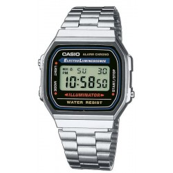 Acquistare Orologio Unisex Casio Collection A168WA-1YES Multifunzione Digital