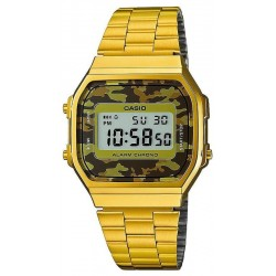 Acquistare Orologio Unisex Casio Collection A168WEGC-5EF Mimetico Multifunzione Digital