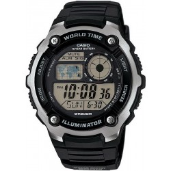 Orologio Uomo Casio Collection AE-2100W-1AVEF Multifunzione Digital