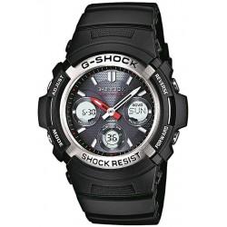 Acquistare Orologio Uomo Casio G-Shock AWG-M100-1AER Multifunzione Ana-Digi