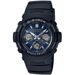 Acquistare Orologio Uomo Casio G-Shock AWG-M100SB-2AER Multifunzione Ana-Digi
