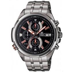 Orologio Uomo Casio Edifice EFR-536D-1A4VEF Cronografo