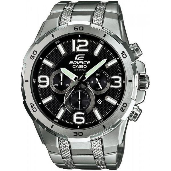 Acquistare Orologio Uomo Casio Edifice EFR-538D-1AVUEF Cronografo