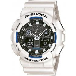 Acquistare Orologio Uomo Casio G-Shock GA-100B-7AER Multifunzione Ana-Digi