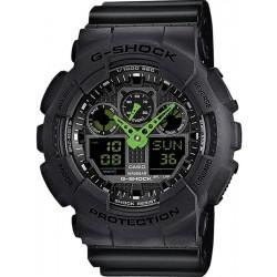 Acquistare Orologio Uomo Casio G-Shock GA-100C-1A3ER Multifunzione Ana-Digi