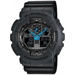 Acquistare Orologio Uomo Casio G-Shock GA-100C-8AER Multifunzione Ana-Digi