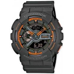 Acquistare Orologio Uomo Casio G-Shock GA-110TS-1A4ER Multifunzione Ana-Digi
