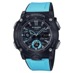 Orologio Uomo Casio G-Shock GA-2000-1A2ER Multifunzione Ana-Digi