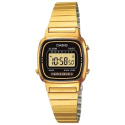 Acquistare Orologio Donna Casio Collection LA670WEGA-1EF Multifunzione Digital