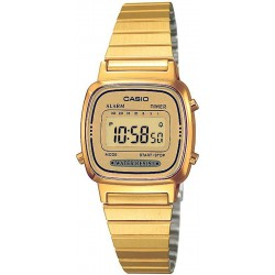 Acquistare Orologio Donna Casio Collection LA670WEGA-9EF Multifunzione Digital