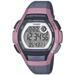 Orologio Donna Casio Collection LWS-2000H-4AVEF