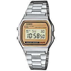 Orologio Unisex Casio Collection A158WEA-9EF Multifunzione Digital