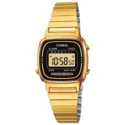 Orologio Donna Casio Collection LA670WEGA-1EF Multifunzione Digital