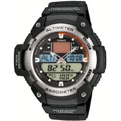 Acquistare Orologio Uomo Casio Collection SGW-400H-1BVER Multifunzione Ana-Digi