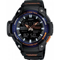 Orologio Uomo Casio Collection SGW-450H-2BER Multifunzione Ana-Digi