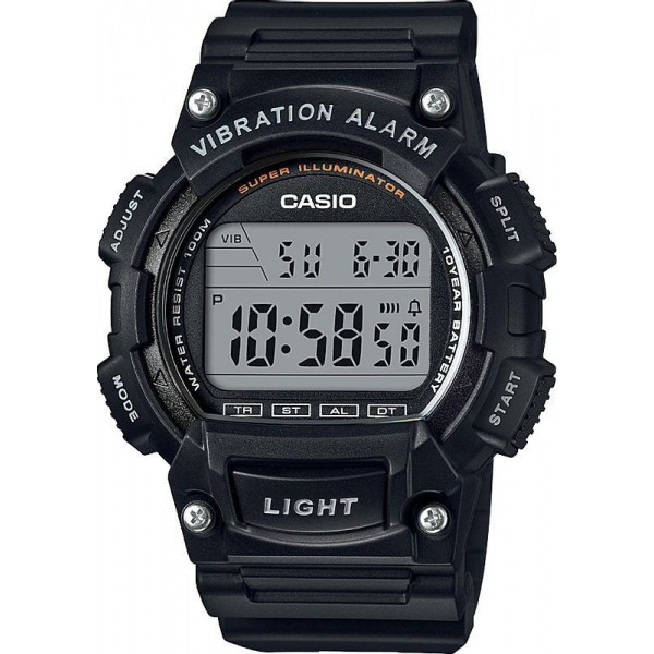 Acquistare Orologio Uomo Casio Collection W-736H-1AVEF Multifunzione Digital